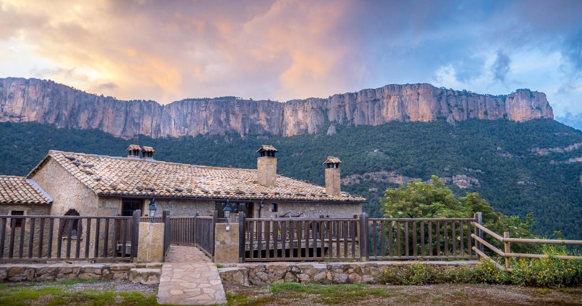 Masia Casafont - Apartaments rurals