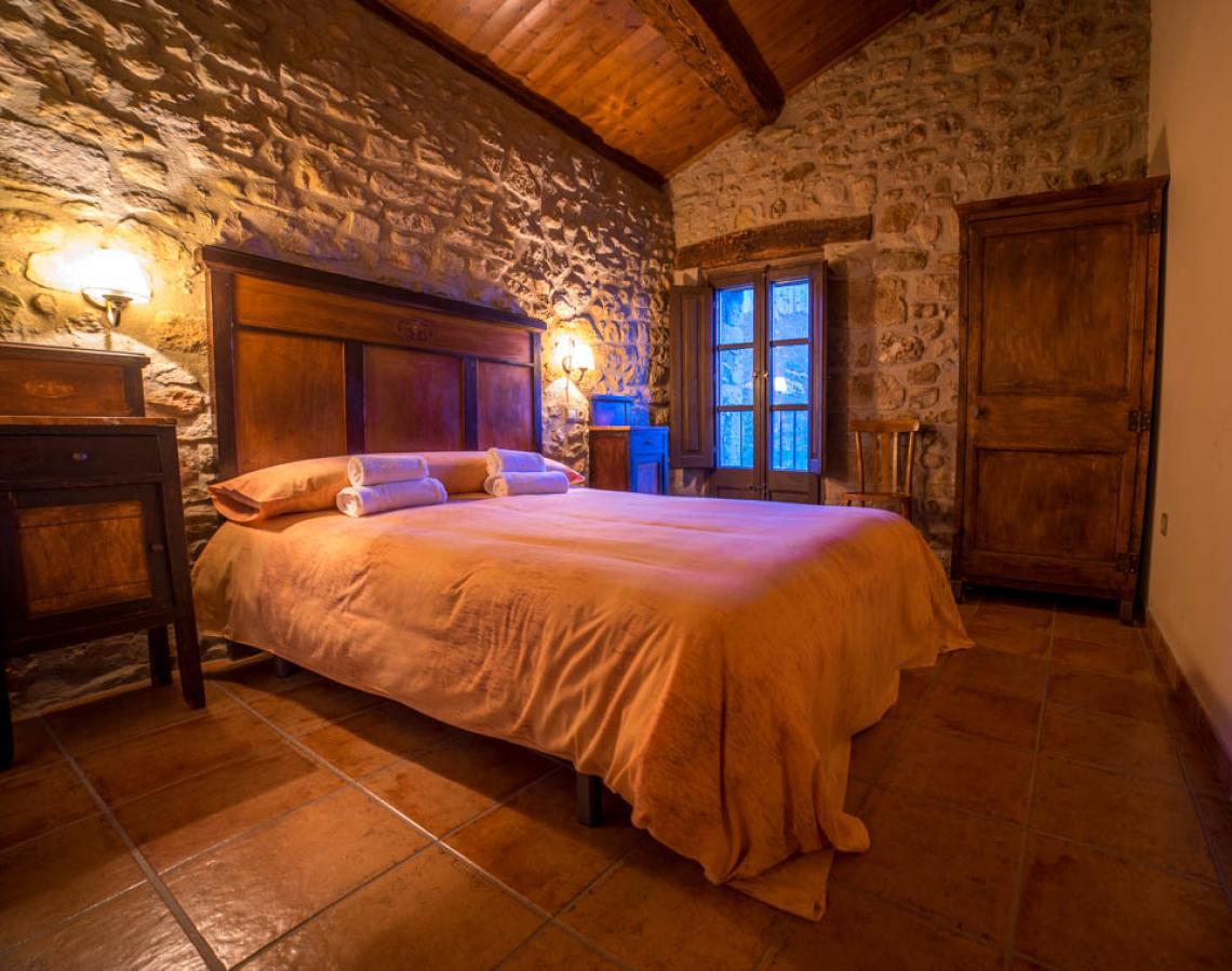 Apartament rural Casafont I - Dormitori 1