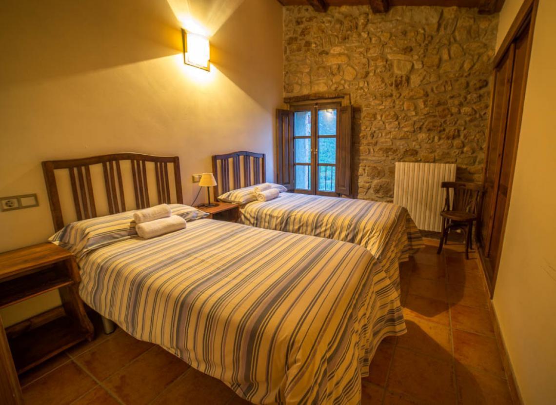 Apartament rural Casafont I - Dormitori 2