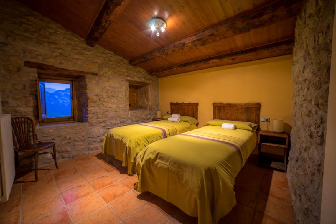 Apartament rural Casafont I - Dormitori 3