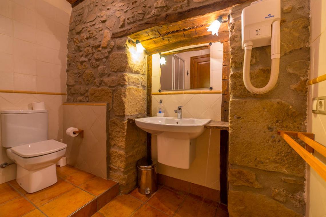 Apartament rural Casafont I - Lavabo