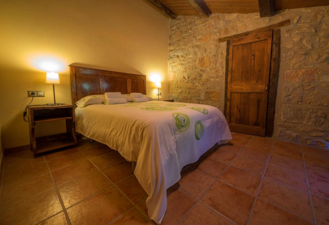 Apartament rural Casafont II - dormitori
