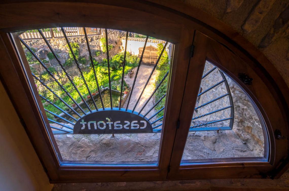 Apartament rural Casafont II - Detall finestra